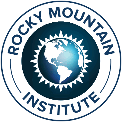 BLUE shipping pr environment client Rocky Mountain Institute RMI logo