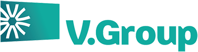 vgroup ship manager shipping pr & communications client logo